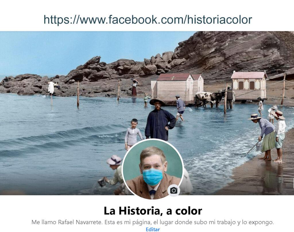 La Historia a color
